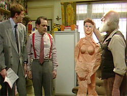 Only fools and horses UXD
